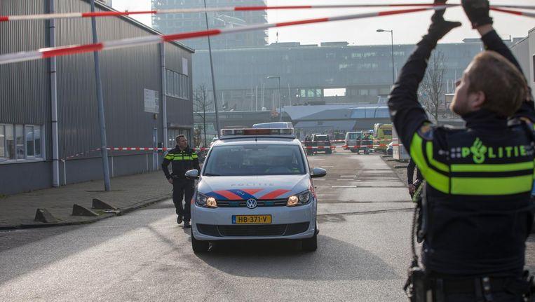 Politieonderzoek na de moord in Noord Beeld anp