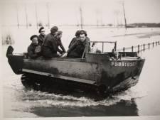 75 jaar geleden stroomde het water de Overbetuwe binnen