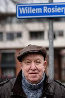 Willem Rosier (76) trok weg uit Oudenhoorn na de watersnoodramp, nu heeft hij een eigen plein én lintje