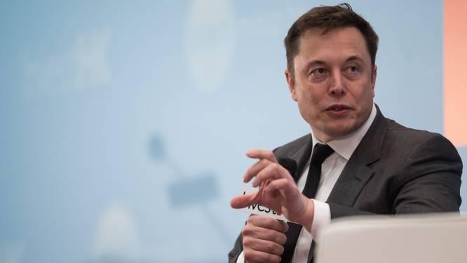Elon Musk heeft eerste deel van tunnel onder Los Angeles klaar
