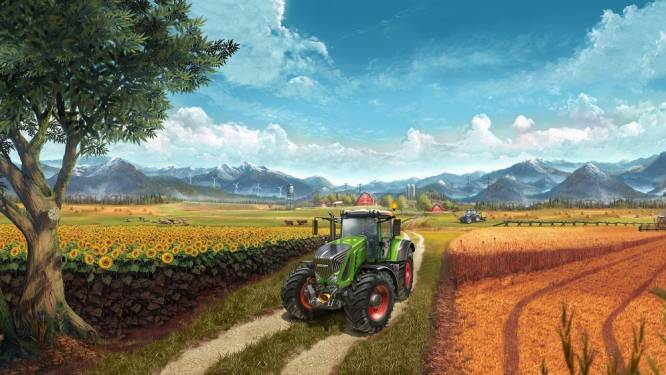 Waarom 'Farming Simulator' miljoenen fans blijft trekken