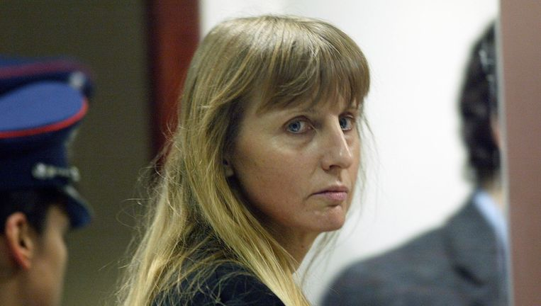 Michèle Martin. Beeld AFP