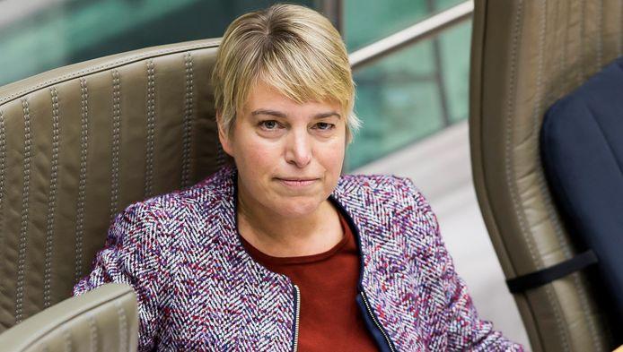 Minister van Omgeving Joke Schauvliege.