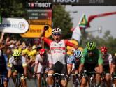 Deuxième victoire d'étape pour Caleb Ewan qui s'impose au sprint à Nîmes
