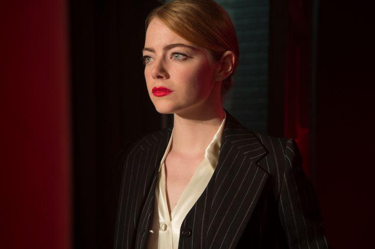 Emma Stone (La La Land) Beeld Belga Films