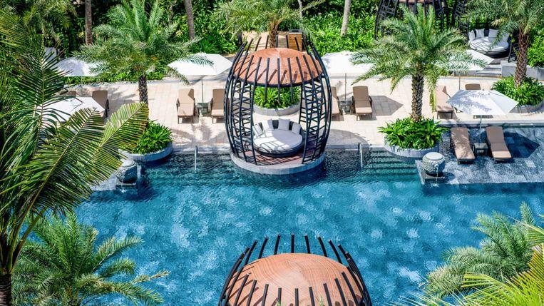 Het indrukwekkende InterContinental Phu Quoc Long Beach Resort in Vietnam