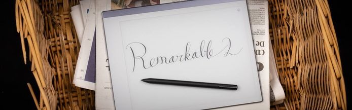 ReMarkable 2.