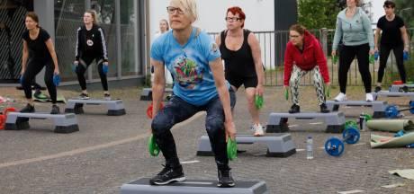 Buiten trainen bij de sportschool: populair, maar wel tijdelijk