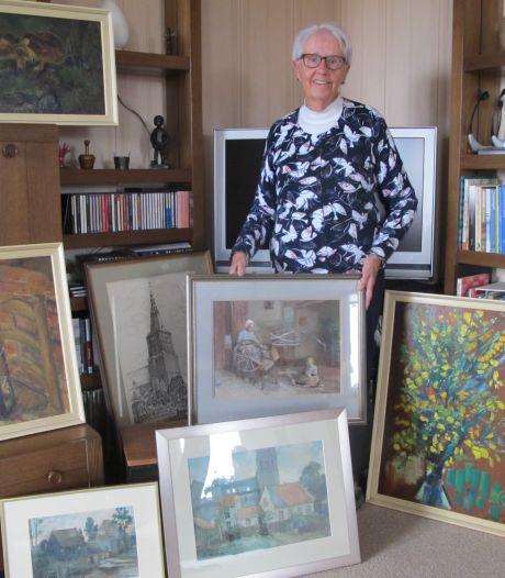 Oud-Boxtelse schenkt zeven schilderijen aan MUBO