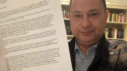 Glabbeek krijgt dreigbrief van voetwegenactivist Marc Vandamme