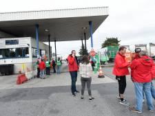 La grève continuera jusqu'à mercredi sur le site de Logistics Nivelles