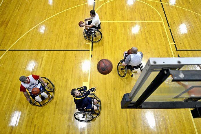 Stichting BEN zet zich in voor de gehandicaptensport, met bijzondere aandacht voor rolstoelbasketbal.