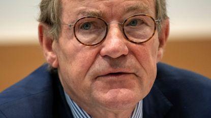 """Johan Van Overtveldt (N-VA): """"Taxshift maakt begroting kapot? Dat is gebrabbel van PS-voorzitter Paul Magnette"""""""