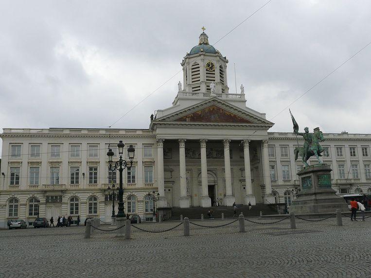 Het Grondwettelijk Hof.