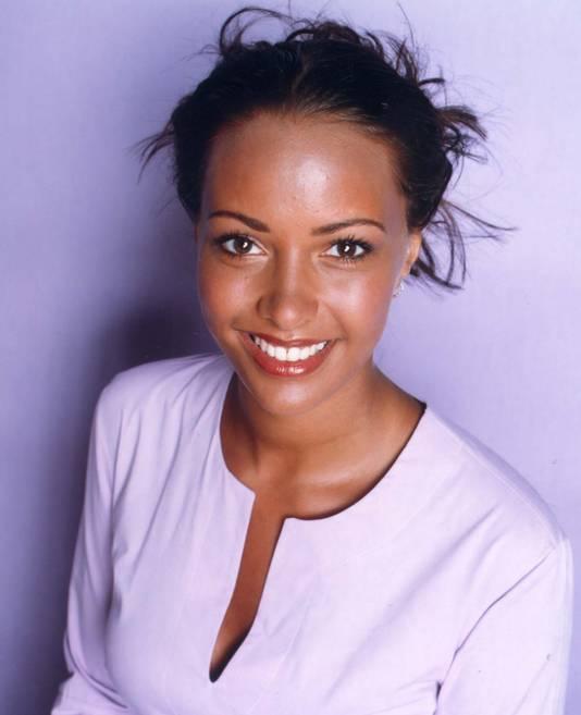 Sonja in 2000.