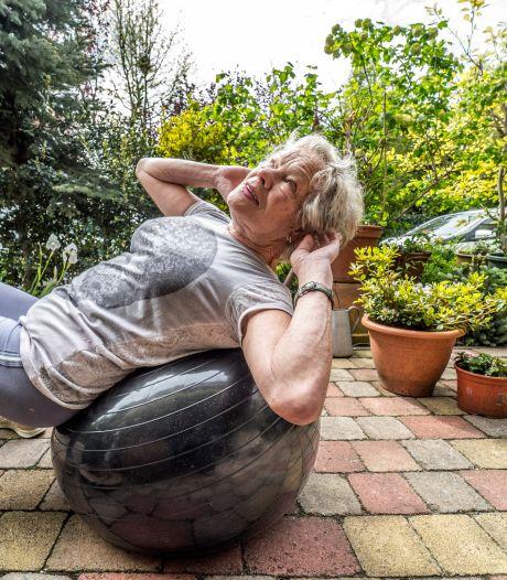 Fitgranny Julia Gieszen (77): 'Er zijn jonge dames die na tien squats instorten, ik doe er vijftig'