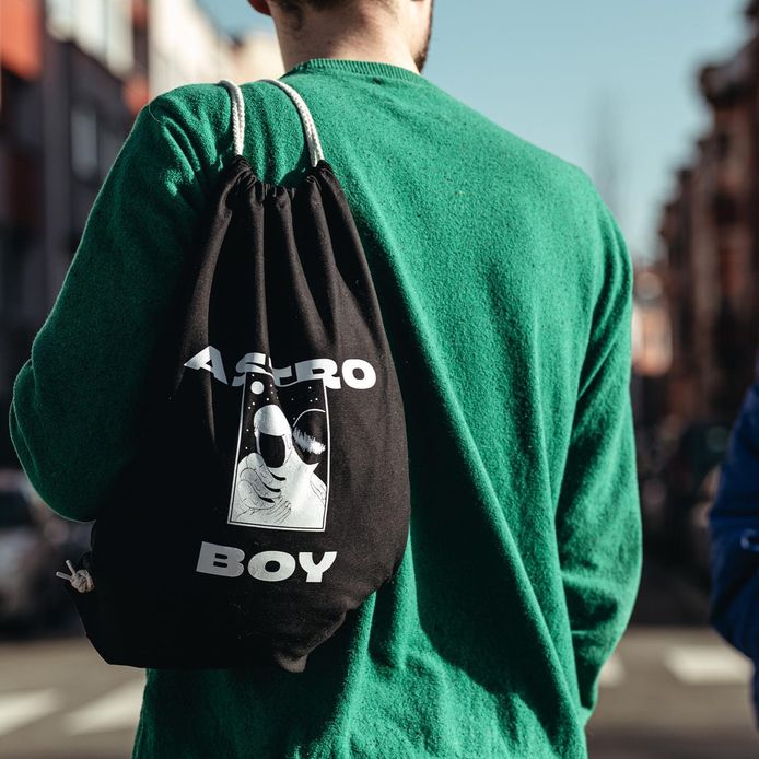 Astro Boy merch.