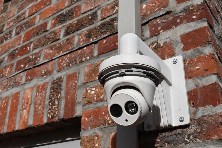 De daders kunnen misschien ontmaskerd worden met behulp van de camerabeelden.