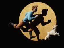 Un resto sommé de changer sa déco Tintin