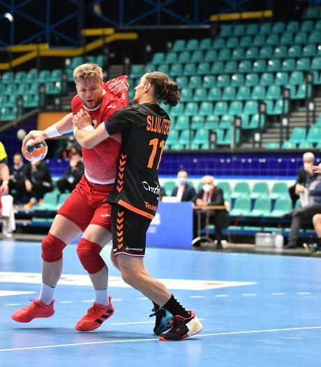 Handballer Iso Sluijters wint met Oranje van Polen, het land waar de Eindhovenaar prof is: 'Ontzettend gaaf'