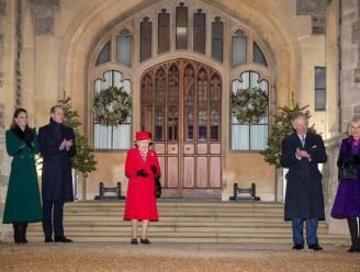 Britse royals voor het eerst herenigd sinds corona-uitbraak in maart