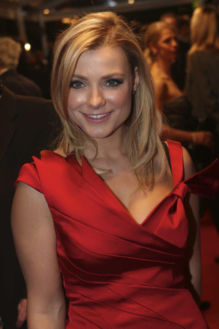 Actrice Gigi Ravelli Beeld