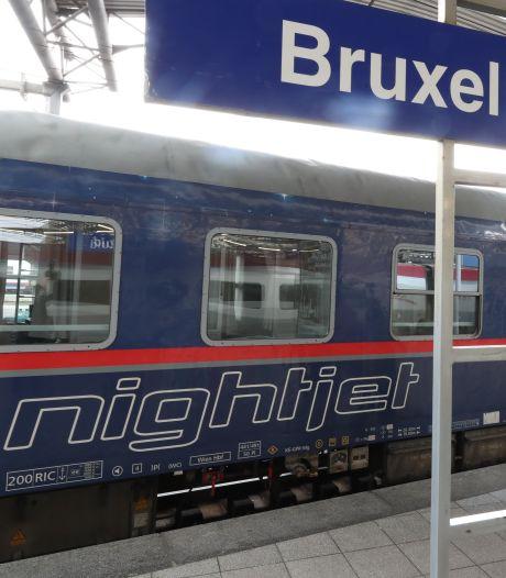 Le train de nuit vers l'Autriche pas de retour avant fin mai