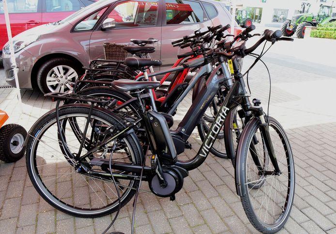 Leer hoe men moet elektrisch fietsen