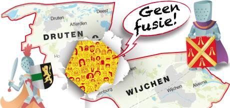 'Geen deal over naam fusiegemeente Druten-Wijchen'