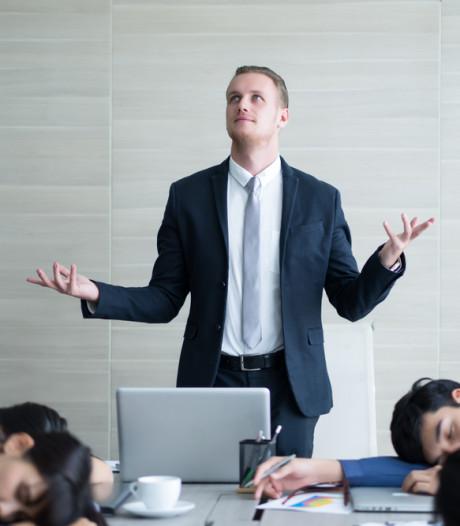 'Niet iedere medewerker hoeft over alles een plasje te doen'