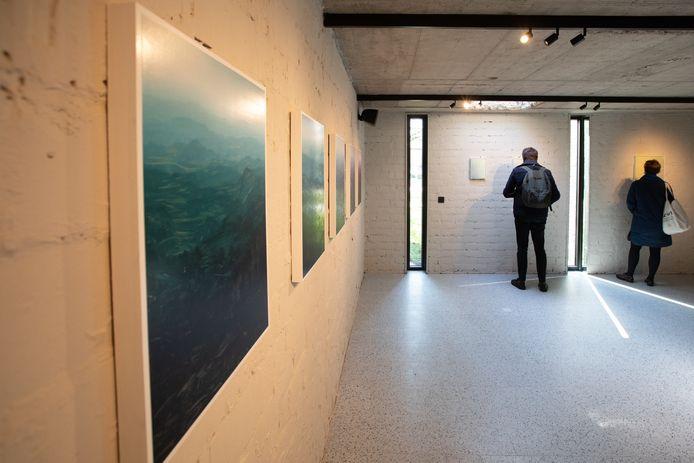 Vanaf dit weekend pakt het Hasseltse architectenbureau UAU Collectiv uit met 'Brousse' Een tentoonstelling van Stefan Peters