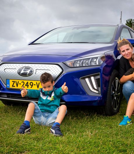 De ultieme praktijktest: 'mama Marleen' en haar gezin rijden zes maanden elektrisch