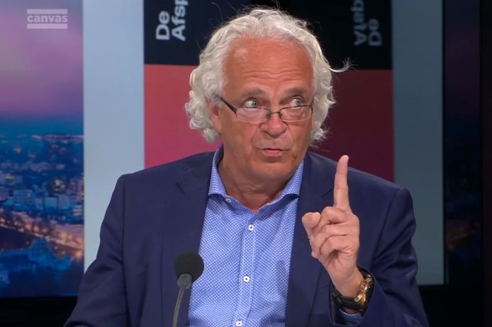 Prof. Dr. Marc Noppen (CEO UZ Brussel).