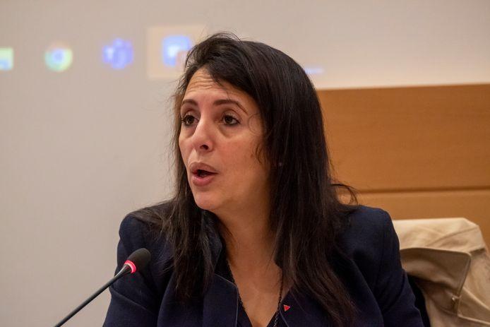 La ministre fédérale du Climat Zakia Khattabi (Ecolo).