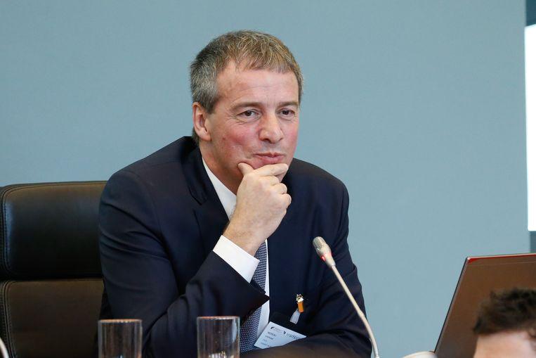 Stéphane Moreau is voormalig bestuurder bij de intercommunale. Beeld BELGA