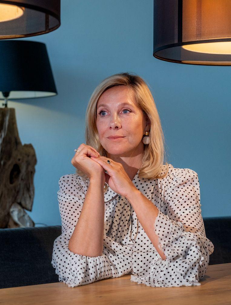 Angeline van Dijk, directeur-hoofdinspecteur Agentschap Telecom. Beeld Patrick Post