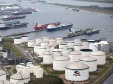 Tankopslagreus Vopak ziet winst in de eerste maanden van dit jaar dalen