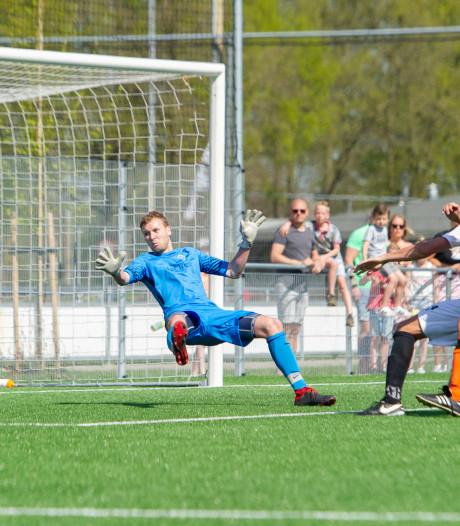 Speelschema: inhaalwedstrijden amateurvoetbal