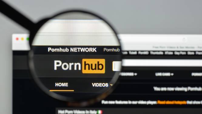 Pornhub verwijdert 80 procent van alle video's