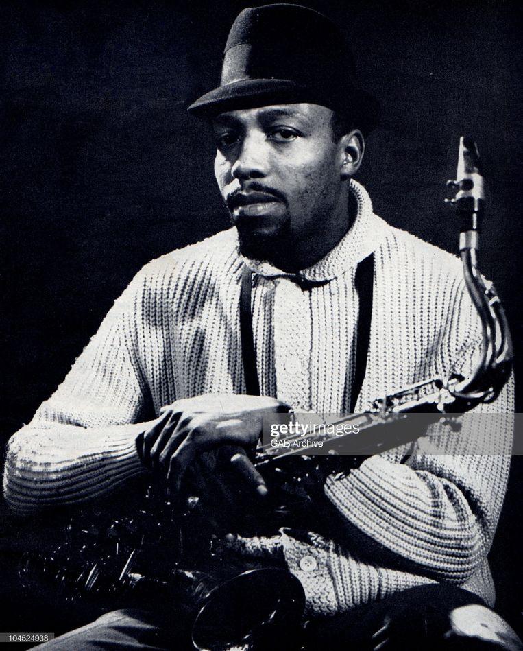 De Amerikaanse jazzsaxophonist Curtis Amy. Beeld GAB Archive/Redferns