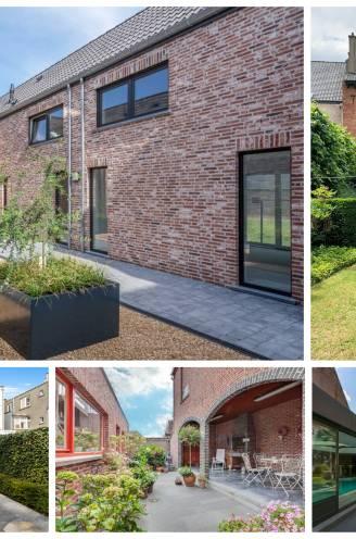 Stadswoningen met een tuin razend populair: onze woonexpert toont hoeveel je betaalt per provincie