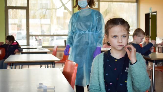 Basisschool De Parel werkt mee aan coronaonderzoek van Sciensano
