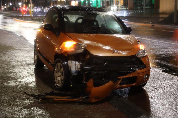Ongeluk op gevaarlijke kruising in Oss