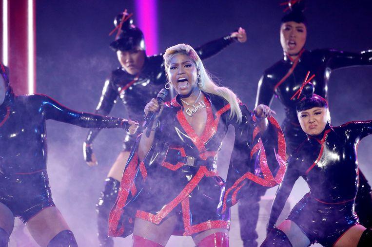 Nicki Minaj. Beeld REUTERS