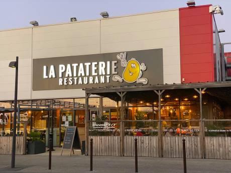 Deux Américains en extase dans un resto dédié à la pomme de terre: la France ne s'en remet pas