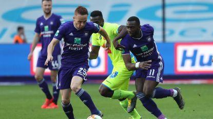 LIVE. Anderlecht neemt match in handen, eerste grote kans laat op zich wachten