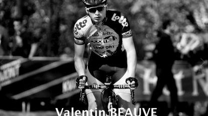 Met Valentin Beauve (18) opnieuw jonge (ex-)wielrenner overleden