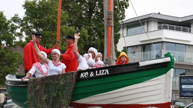 Weekend vol ambiance en folklore tijdens garnaalfeest in Oostduinkerke