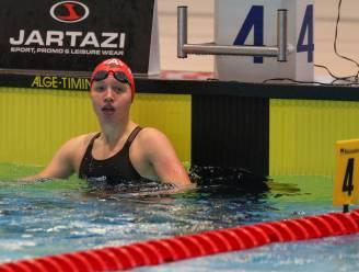 """Jade Smits is tevreden over haar prestaties in meeting in Eindhoven: """"Ik heb mooi mijn frequentie kunnen vasthouden"""""""