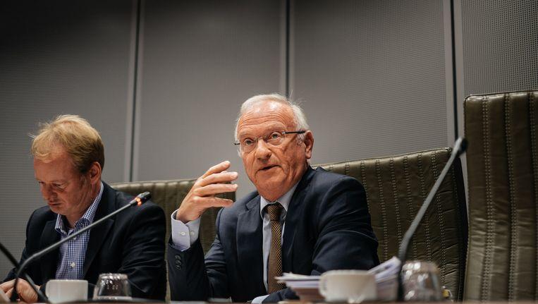 Voorzitter van de raad van bestuur Luc Van den Brande over de aangekondigde 286 ontslagen: